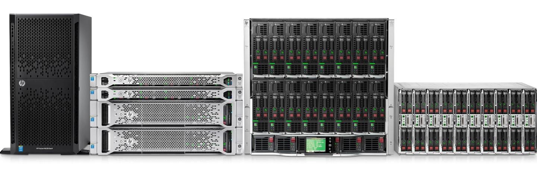 HP Enterprise ProLiant Gen9