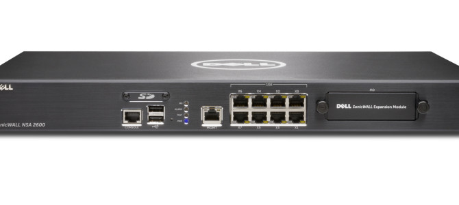 SonicWall UTM Appliances