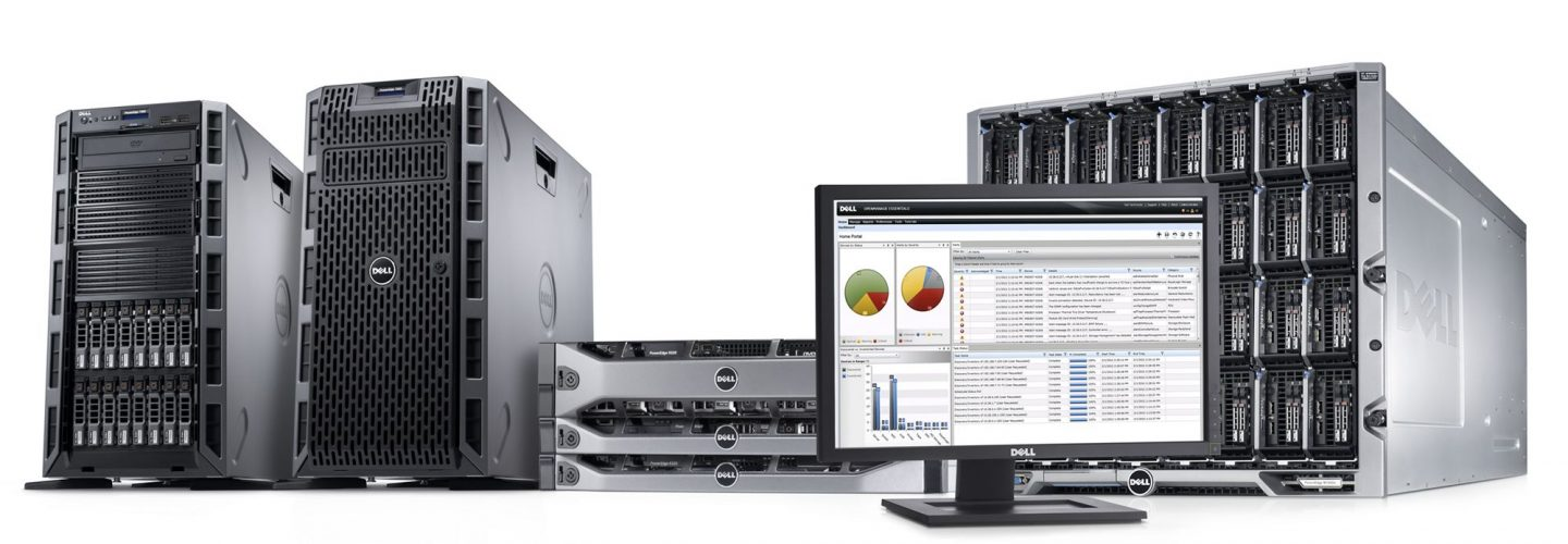 Dell PowerEdge Enterprise Servers
